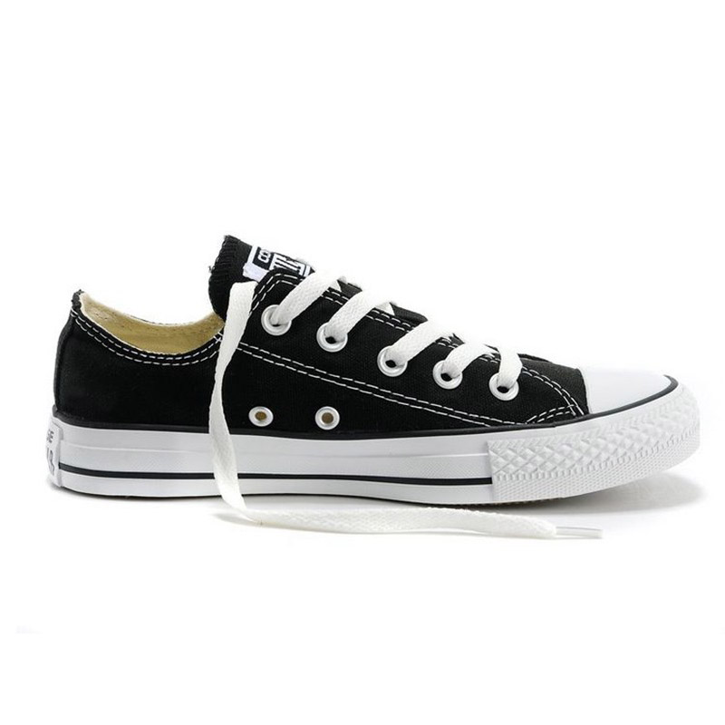 727b67ccd8d476 Authentic Converse All Star Canvas Shoes Unisex Classic Low Top  Skateboarding Shoes Anti-Slippery Rubber Sneakser Converse Shoes