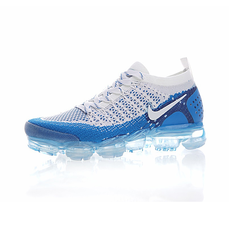 0d55aed3fa Original Authentic NIKE AIR VAPORMAX FLYKNIT 2 Mens Running Shoes Sneakers  Breathable Sport Outdoor Athletic Good Quality 942842 – Buyme.com.au