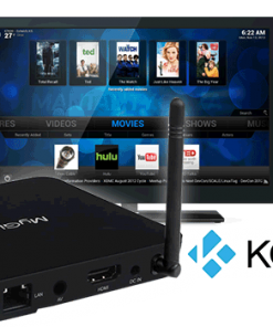 IPTV TV Box & Internet Streaming