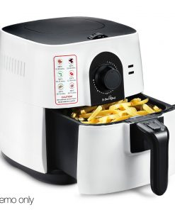5 Star Chef 3L Oi Free Air Fryer - White
