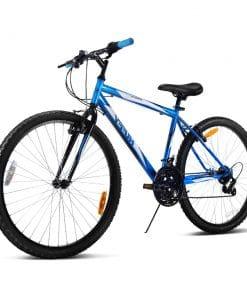 Huffy 26inch Granite Mountain Bike Unisex Mens Womens City Bicycle 15-Speed Blue