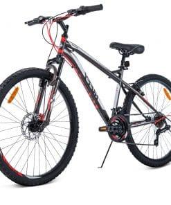 Huffy 27.5inch Mountain Bike Suspension Unisex Bicycle Shimano 18-speed Front Disc Brake
