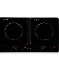 Devanti Ceramic Electric Induction Cook Top Stove  - Black