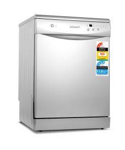 Devanti 60cm Freestanding Dishwasher - 12 Place Setting