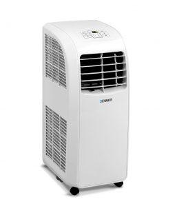 Devanti Portable Mobile Air Conditioner 13000BTU White