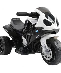 Kids Ride On Motorbike BMW Licensed S1000RR Motorcycle Car Black