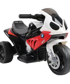 Kids Ride On Motorbike BMW Licensed S1000RR Motorcycle Car Red