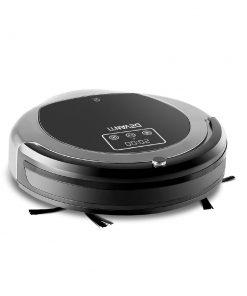 Devanti Robotic Vacuum Cleaner - Black & Grey