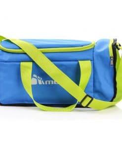20L Foldable Gym Bag (Blue / Green)
