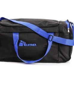 40L Foldable Gym Bag (Black / Blue)