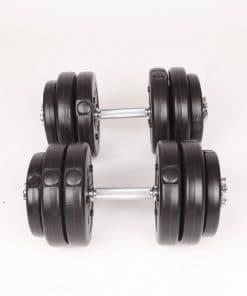 Adjustable Dumbbell Set - 30kgs