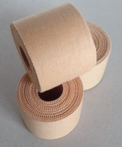 Premium Rigid Sports Strapping Tape - 3 Rolls of 38mm X 13.7M