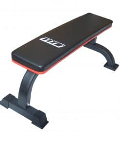 Commercial Flat Weight Lifting Bench