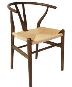 Wishbone Chair Walnut Set Of 2