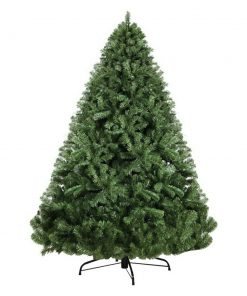 Jingle Jollys 2.4M 8FT Christmas Tree Xmas Decoration Home Decor 1500 Tips Green