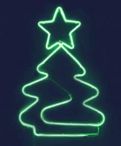 Jingle Jollys Motifs Lights - Christmas Tree
