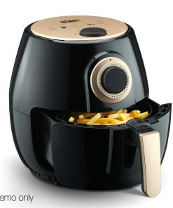 Devanti 4L Oil Free Air Fryer - Black