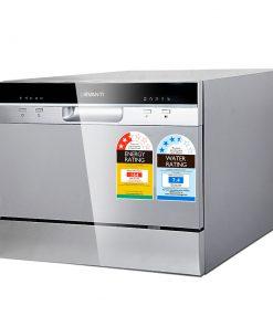 Devanti Electric Benchtop Freestanding Dishwasher