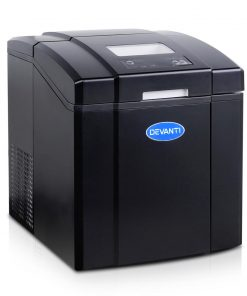 Devanti Portable Ice Cube Maker - Black