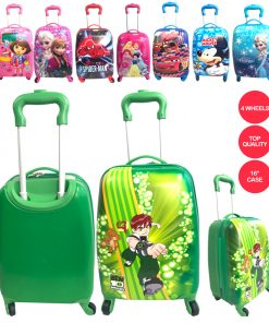 KIDS LUGGAGE MICKEY
