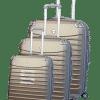 Sultan ABS Luggage Hardcase Set Of Three