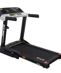 Everfit Electric Treadmill 40cm Running Home Gym Fitness Machine Black