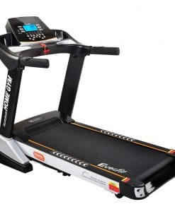 Everfit Electric Treadmill 48cm Incline Running Home Gym Fitness Machine Black